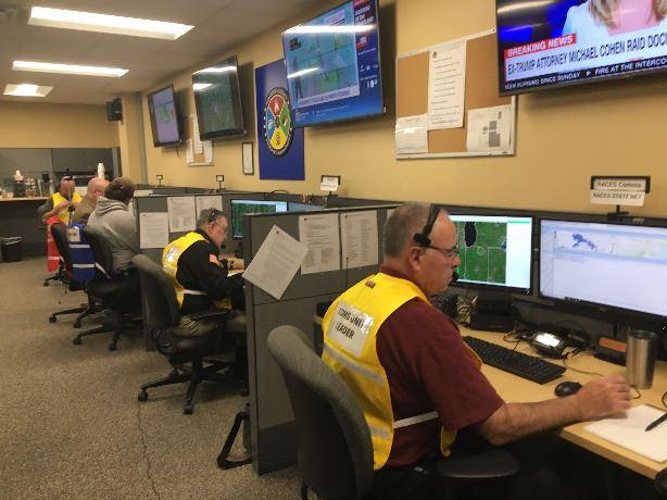 Emergency Communication center